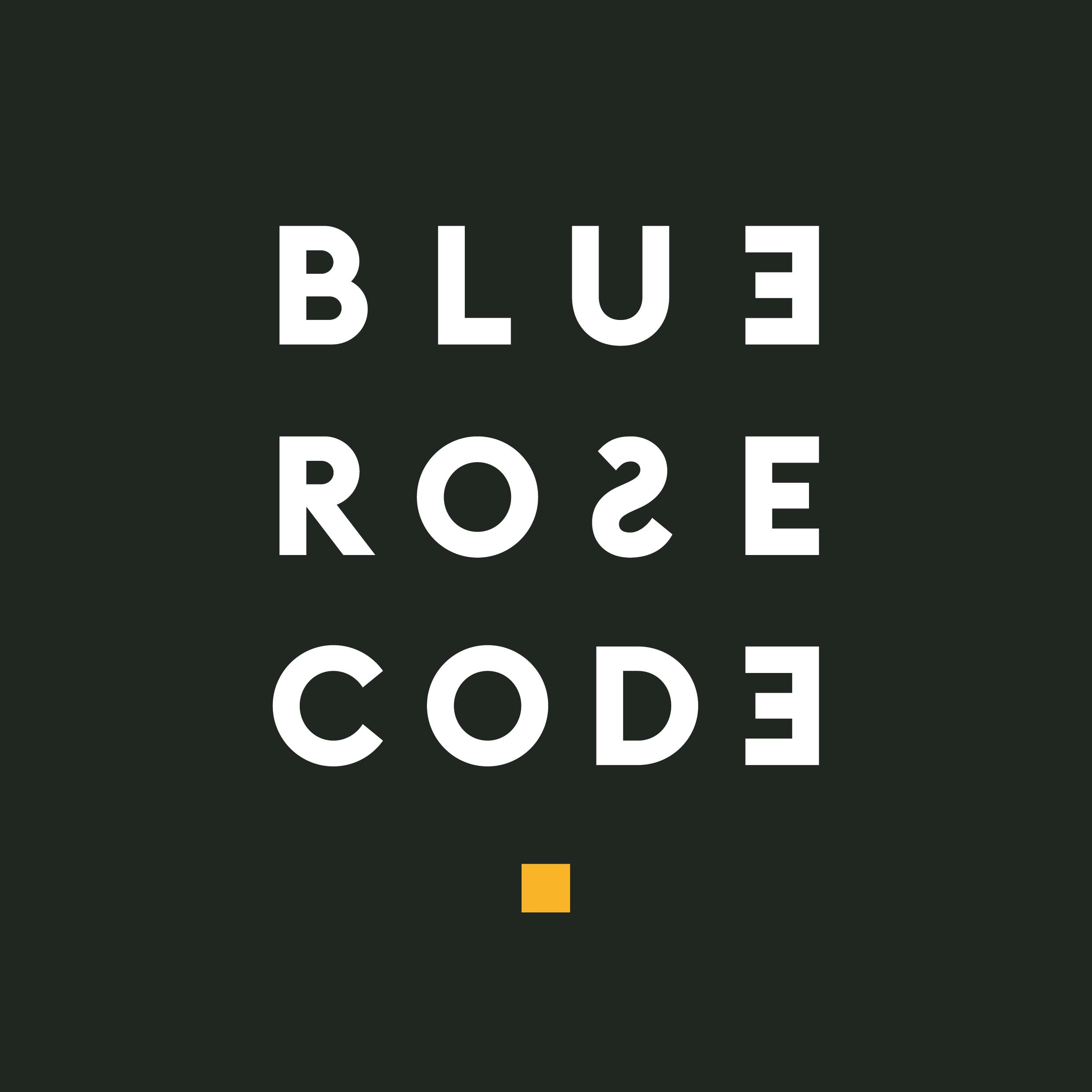 Blue Rose Code Logo